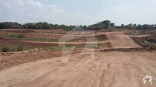 7 Marla Plot For Sale In Installments In Grace Valley Islamabad