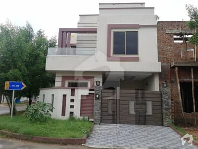 6 Marla House Is Available For Sale In Citi Housing Society Phase 1 Block Bb