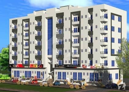 Haq Residence Echs Sector D-18 Islamabad - Shop for Sale