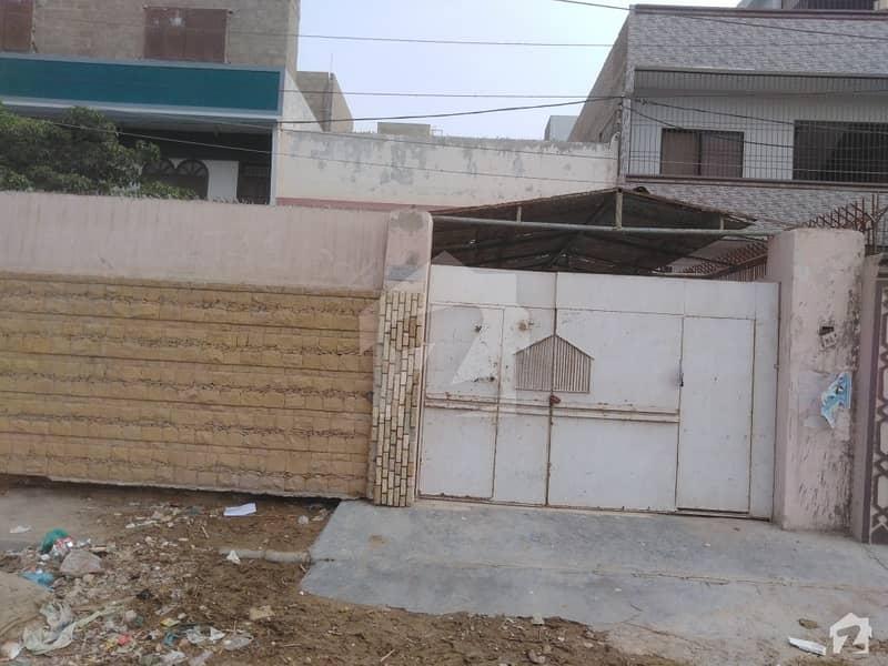 نارتھ کراچی ۔ سیکٹر 9 نارتھ کراچی کراچی میں 2 کمروں کا 5 مرلہ مکان 1.4 کروڑ میں برائے فروخت۔