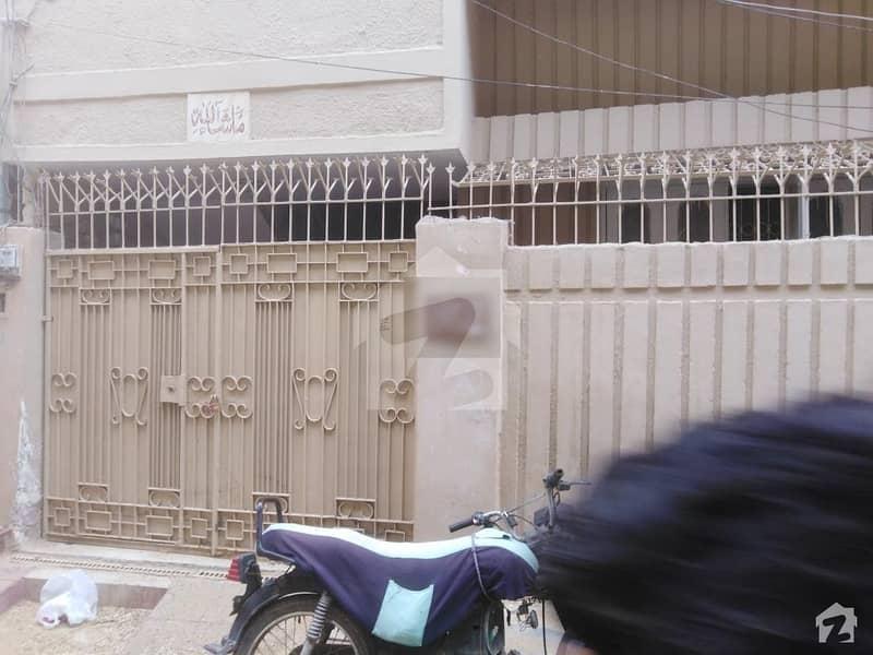 نارتھ کراچی - سیکٹر 7-D3 نارتھ کراچی کراچی میں 6 کمروں کا 7 مرلہ مکان 1.3 کروڑ میں برائے فروخت۔