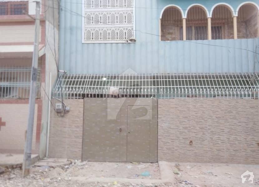 نارتھ کراچی - سیکٹر 7-D3 نارتھ کراچی کراچی میں 4 کمروں کا 5 مرلہ مکان 1.05 کروڑ میں برائے فروخت۔