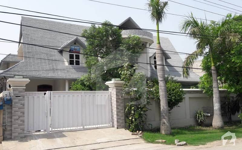 One Kanal Attractive Bungalow available for Rent in DHA Phase 3