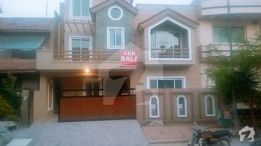 E-11/4 35x70 Sq. feet Brand New 5 Bed House For Sale