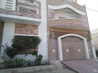 240 Sq Yard Double Storey Well Built House Available In Good Location