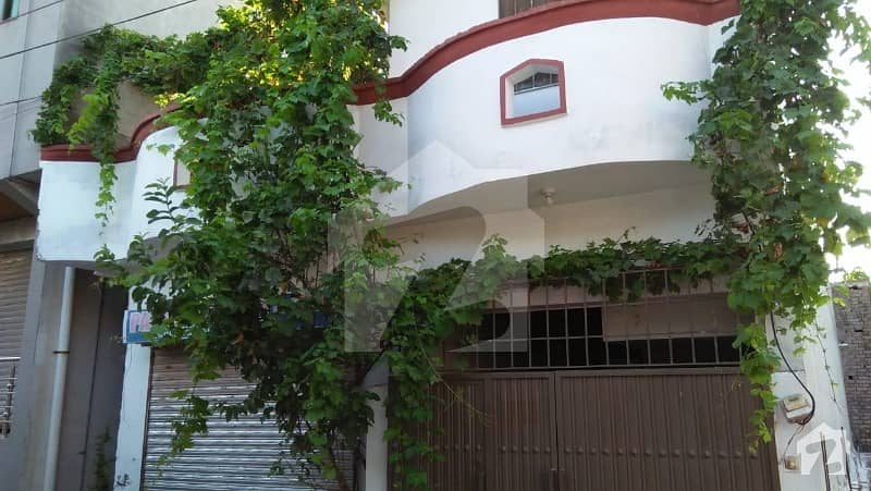 4 Marla Single Storey House Is Available For Sale