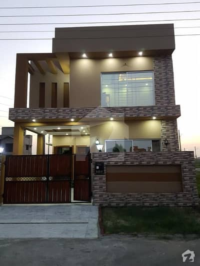5 Marla House Is Available For Sale Owner Comfort Level Build