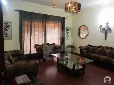 10 Marla Fully Furnished House For Rent in Phase 8