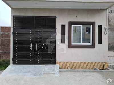 Double Storey House Is Available For Sale In Kahna