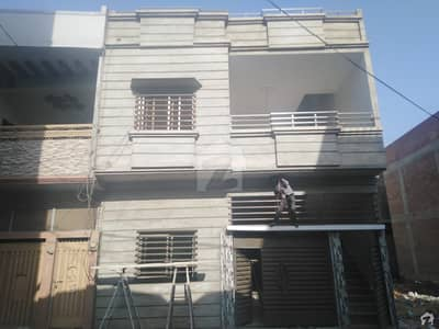 120 Sq Yard Double Storey House For Sale