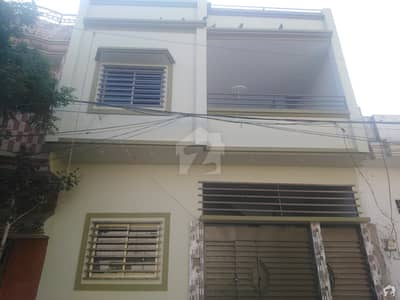 120 Sq Yard Double Storey House For Sale In Gulshan-E-Zealpak Cooperative Housing Society