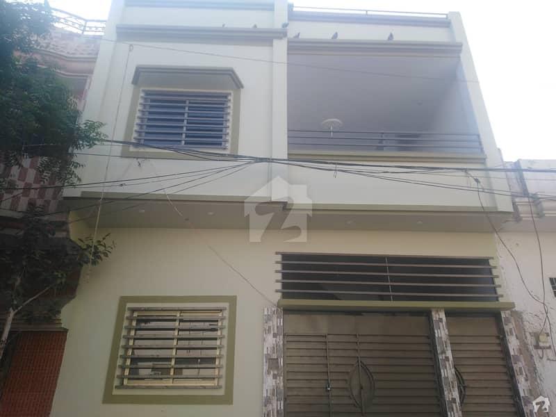 120 Sq Yard Double Storey House For Sale In Gulshan-E-Zealpak Cooperative Housing Society