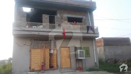 3 Marla Double Storey Uncompleted  House For Sale