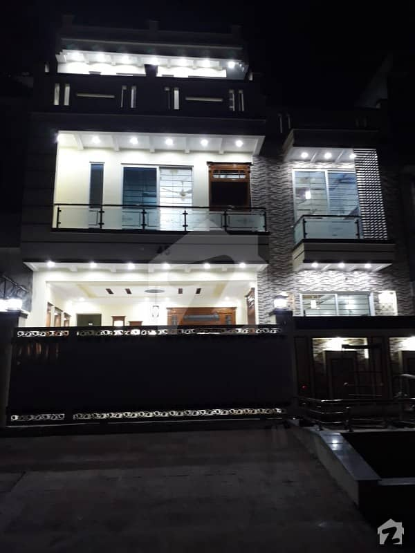 35x70 well built House For Sale in G13 Islamabad