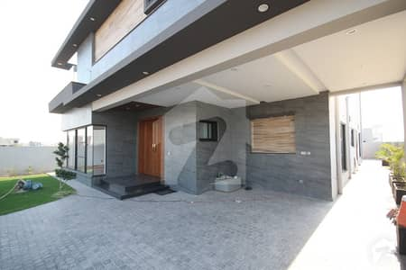 Kanal Brand New Luxury Bungalow For Sale In Phase 7 Dha Lahore