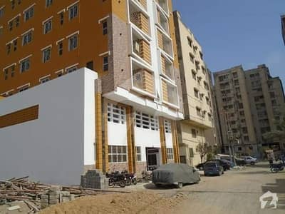 Paramide Apartment For Rent In Clifton Block 1