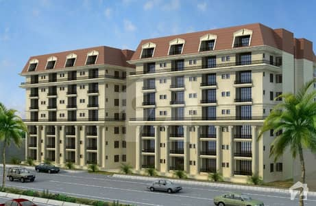 Two Bedroom Flat For Sale In El Cielo Near Giga Mall Dha 2 Islamabad