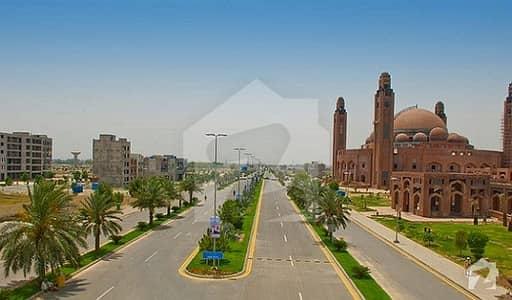 5 Marla Plot For Sale In Ghaznavi Block Sector F Bahria Town Lahore