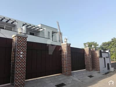 Double Storey House Is Available For Sale In Bhimber Road Gujrat
