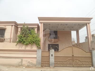 The Best House For Living Purpose At Haseeb Shaheed Colony Satiana Road