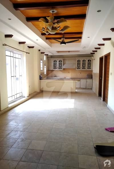 family flat available in shama road