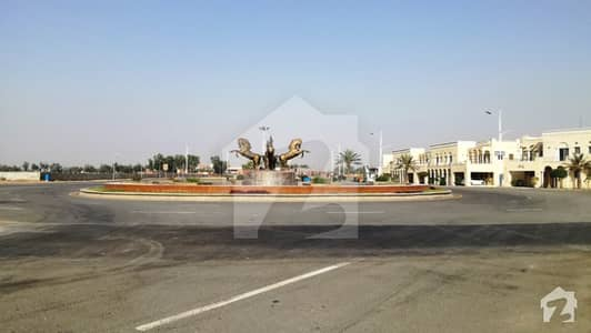 5 Marla Main Boulevard Commercial Plot Available For Sale