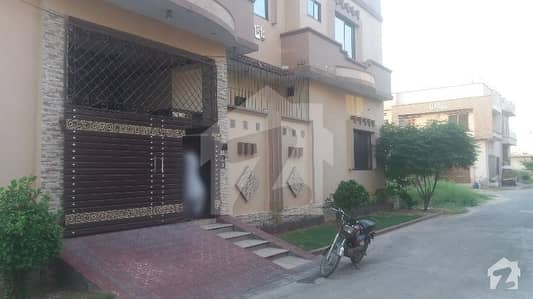 5 Marla Brand New Double Storey House For Sale At Heaven Villas Colony  Near Jawad Club