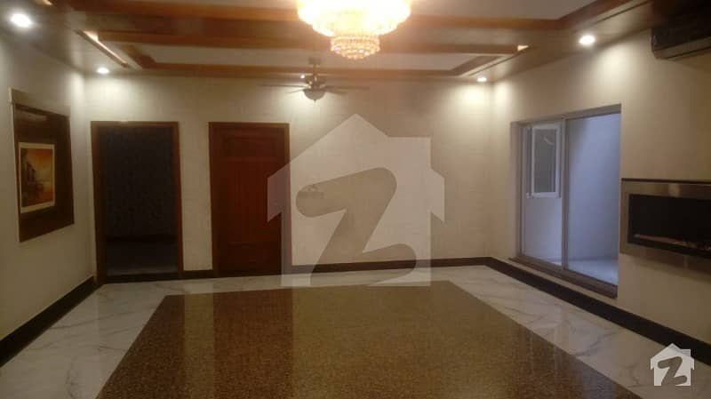 48 Marla Luxury Bungalow Brand New Portion Is Available For Rent With Separate Entrance
