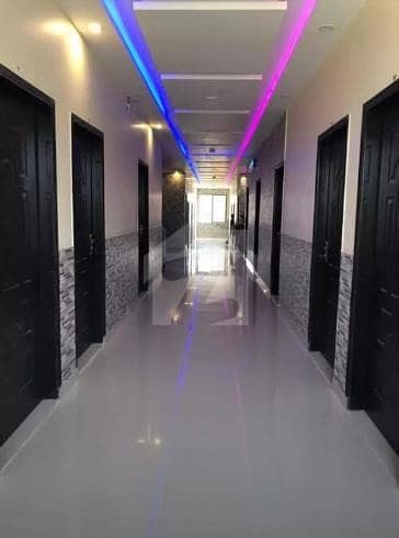 علامہ اقبال ٹاؤن لاہور میں 11 کمروں کا 2 مرلہ فلیٹ 32. 5 لاکھ میں برائے فروخت۔