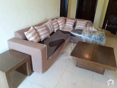 2 Bedroom Fully Furnished Flat Available For Rent In Bahria Town Lahore