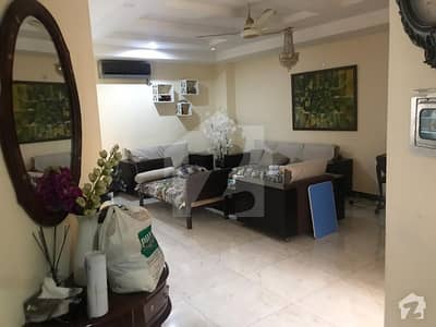2 Bed Apartment Furnished In Bahria Town Phase 4 Civic Center