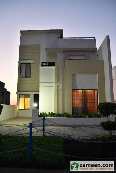 Fazaia Housing Scheme Karachi  125 Sq Yd Double Storey Bungalow For Sale