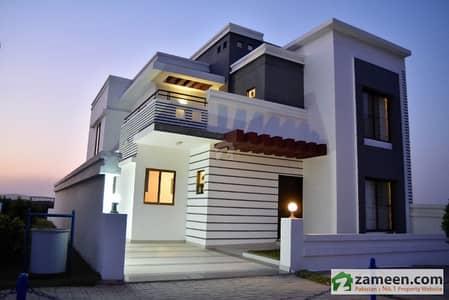 Fazaia Housing Scheme Karachi 275 Sq Yard Double Storey Bungalow