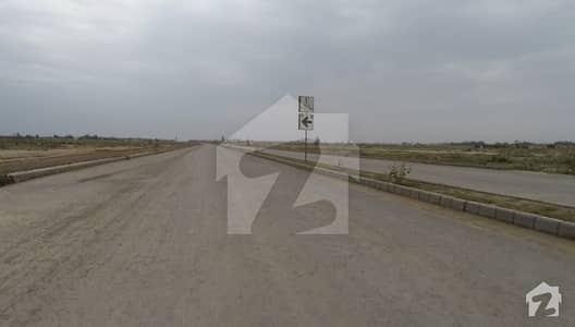 Close To Park Plot No 1600 In Block R 5 Marla For Sale In Dha 9 Prism
