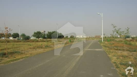 1 Kanal Residential Plot No 665 Block R For Sale In Phase 7 Dha