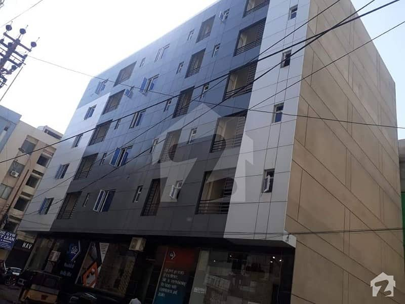 Brand New Apartment For Sale In Bukhari Commercial With Lift And Parking