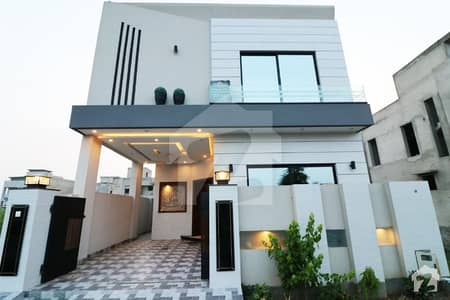 Ali Bhai Estate Offer 5 Marla House Mazhar Majeed Design For Sale In 9 Town