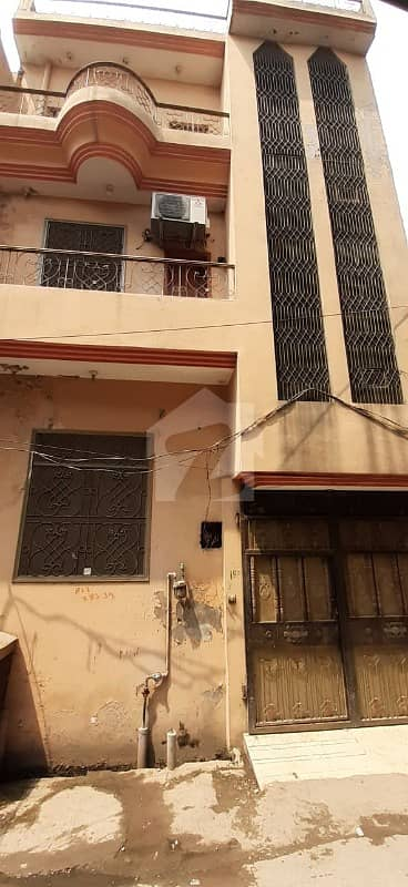 3. 5 Storey House Fore Sale At Nowshera Road