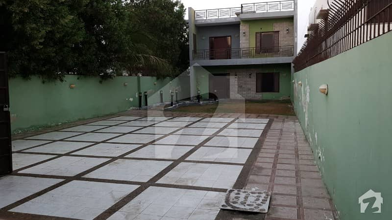 Darak Shan Fully Renovated Villas 470 Sq Yds For Sale With Extra Land
