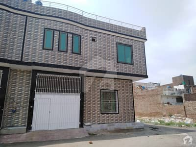 2. 75 Marla Double Storey House For Sale