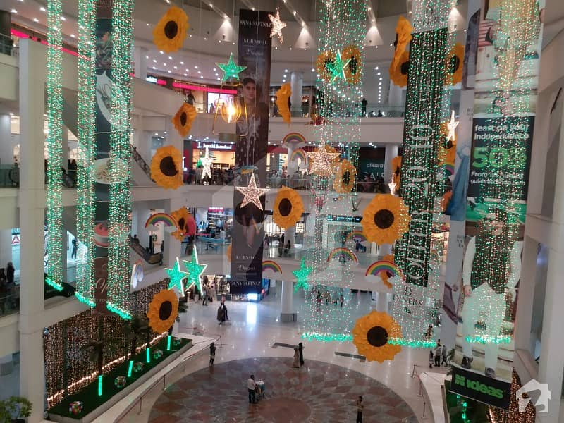 Shop for  Sale In Mega Shopping Mall On 5 Years Installment Opportunity For Investment In Big Project