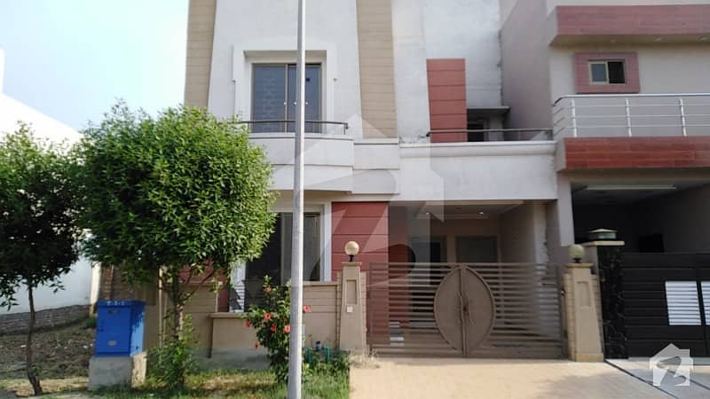 5 Marla Double Unit House For Sale In A Block Of Dream Garden Phase 1