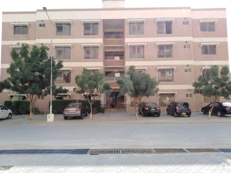Ground Floor Flat Is Available For Rent In G +3 Building