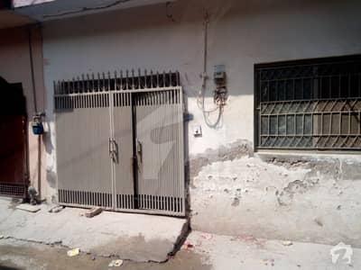 Ali Pur 5 Marla Single Storey Corner House For Sale