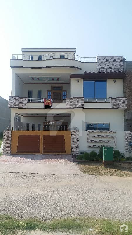 House For Sale In Faisal Town F-18