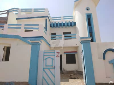 200 Sq Yard Double Storey House Is Available For Sale