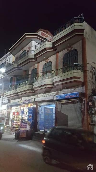 آئی جے پی روڈ اسلام آباد میں 3 کمروں کا 6 مرلہ مکان 4.3 کروڑ میں برائے فروخت۔