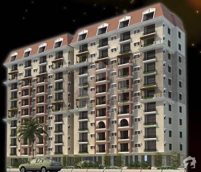Two Bedroom Apartment For Sale In El Cielo Near Giga Mall Dha 2 Islamabad