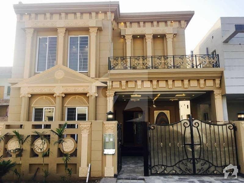 7 Marla Brand New Elegant Modern Design House For Sale
