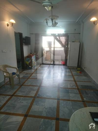 3 Bedroom Luxury Apartment For Rent In PECHS Block 2
